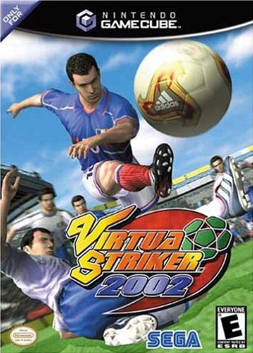Rom juego Virtua Striker 2002
