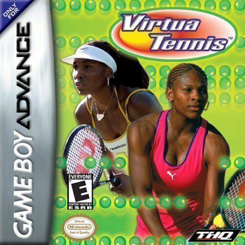 Rom juego Virtua Tennis