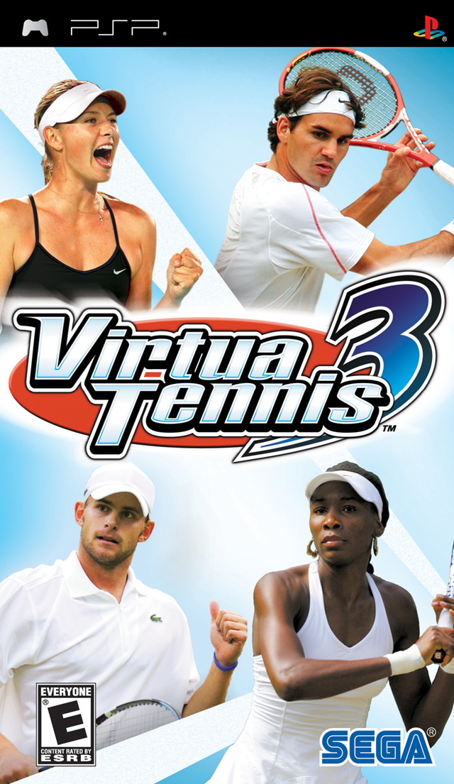 Rom juego Virtua Tennis 3