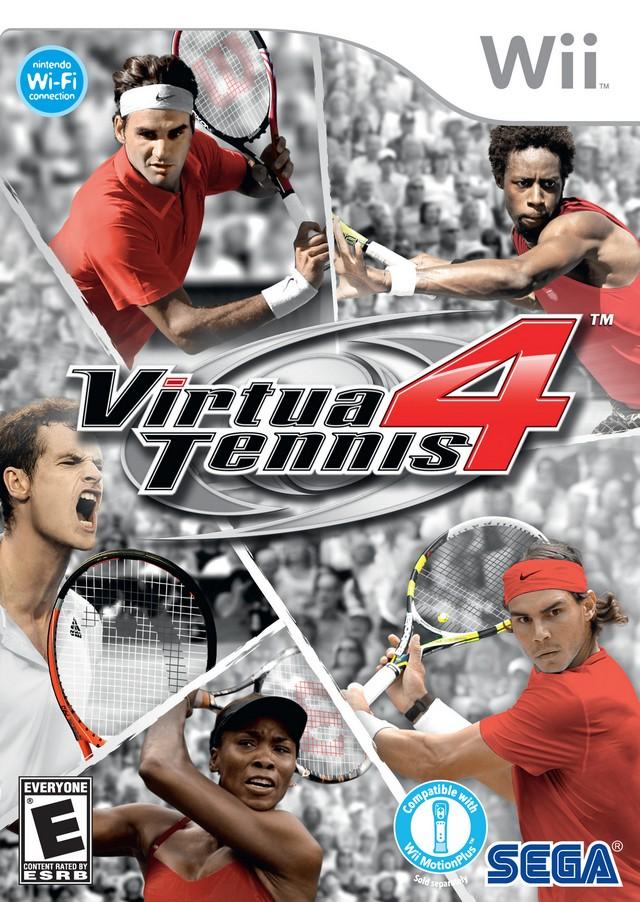 Rom juego Virtua Tennis 4