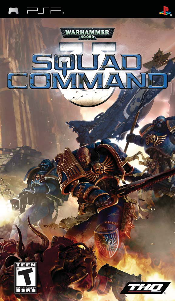 Rom juego Warhammer 40,000 - Squad Command