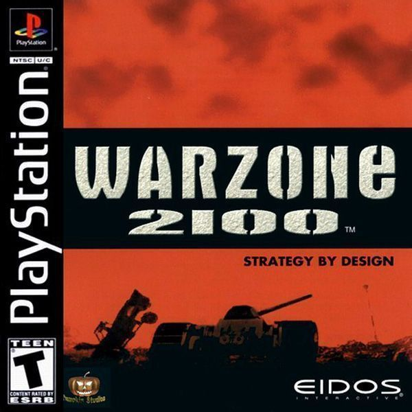 Rom juego Warzone 2100