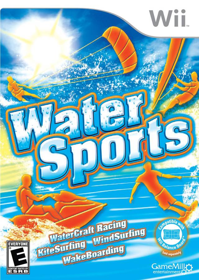 Rom juego Water Sports
