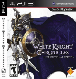 Rom juego White Knight Chronicles