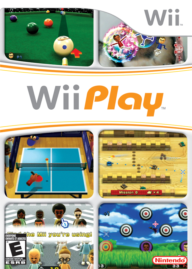 Rom juego Wii Play