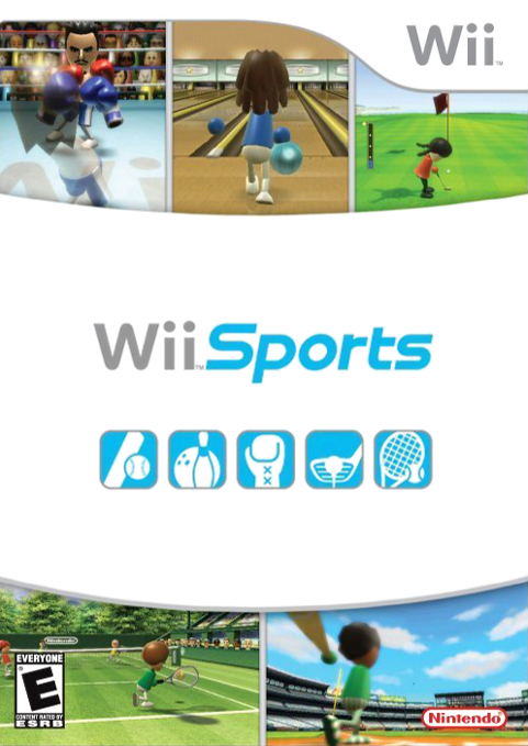 Rom juego Wii Sports