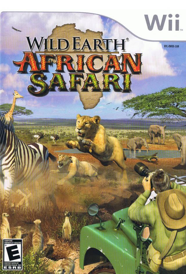 Rom juego Wild Earth - African Safari