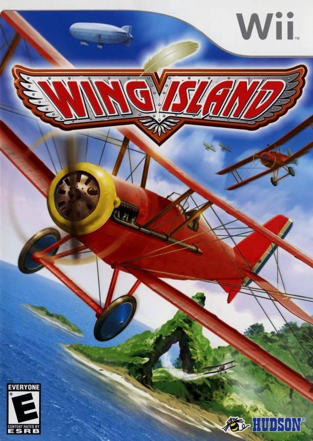 Rom juego Wing Island