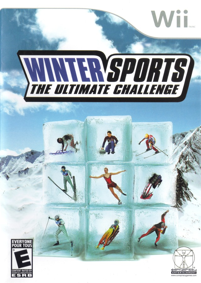 Rom juego Winter Sports - The Ultimate Challenge