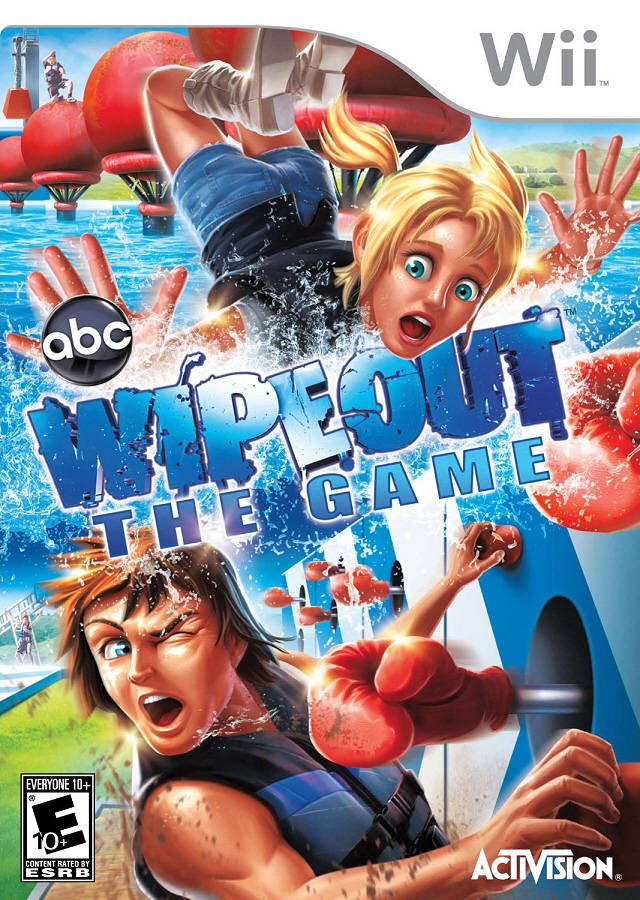 Rom juego Wipeout - The Game