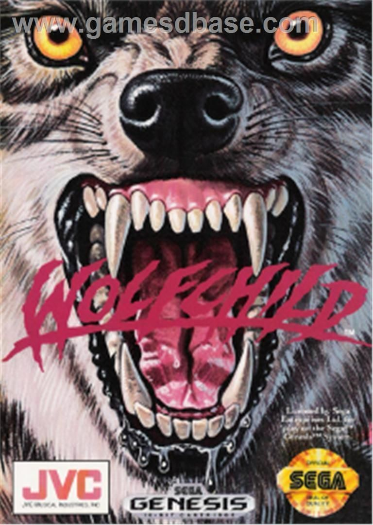 Rom juego Wolf Child [c]