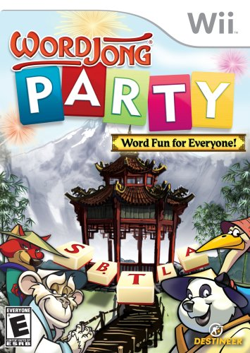 Rom juego WordJong Party