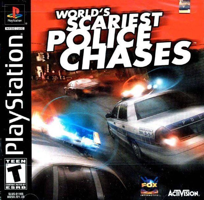 Rom juego World S Scariest Police Chases