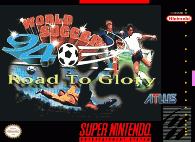 Rom juego World Soccer 94 - Road To Glory
