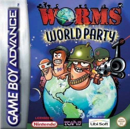 Rom juego Worms World Party