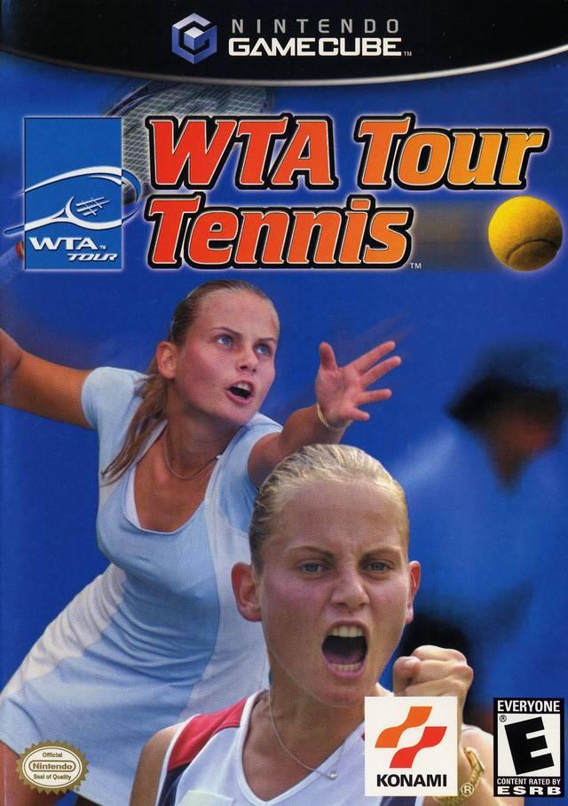 Rom juego WTA Tour Tennis