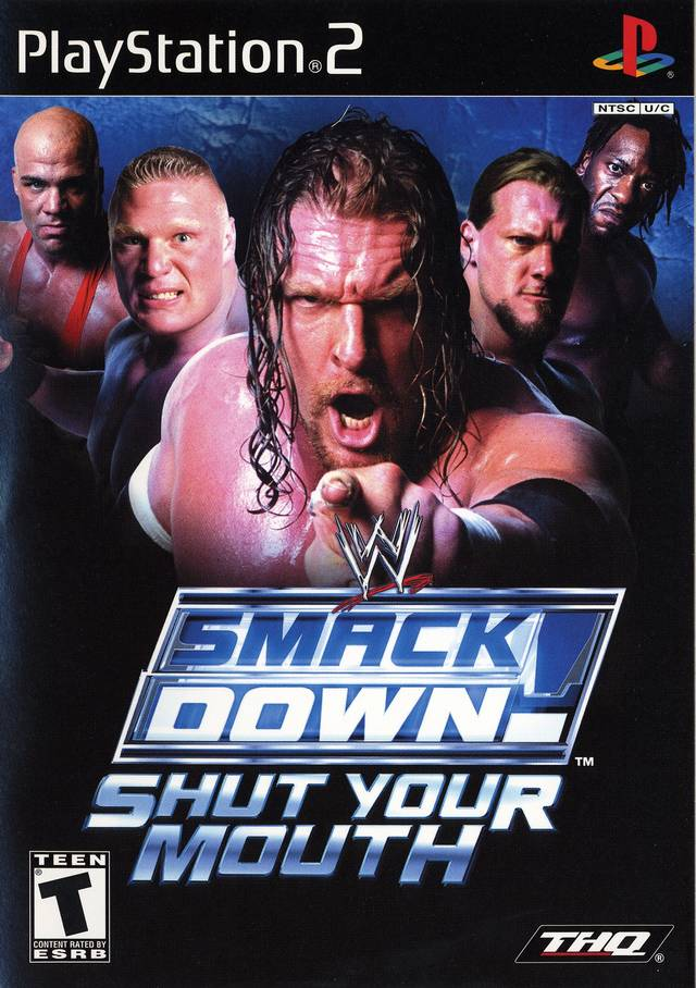 Rom juego WWE SmackDown Shut Your Mouth