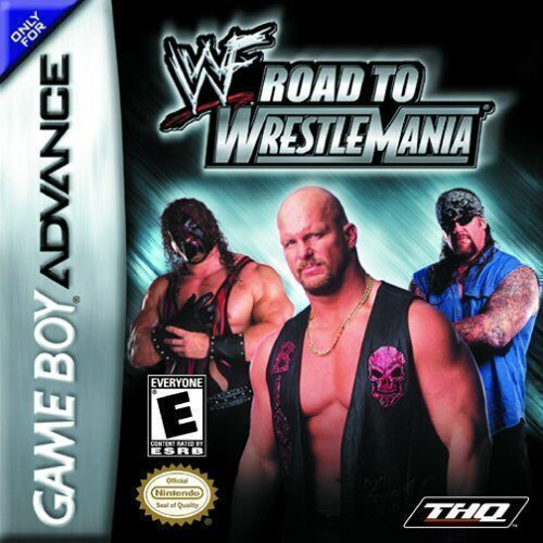 Rom juego WWF - Road To Wrestlemania