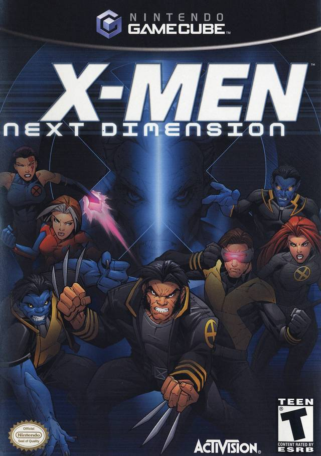 Rom juego X Men Next Dimension