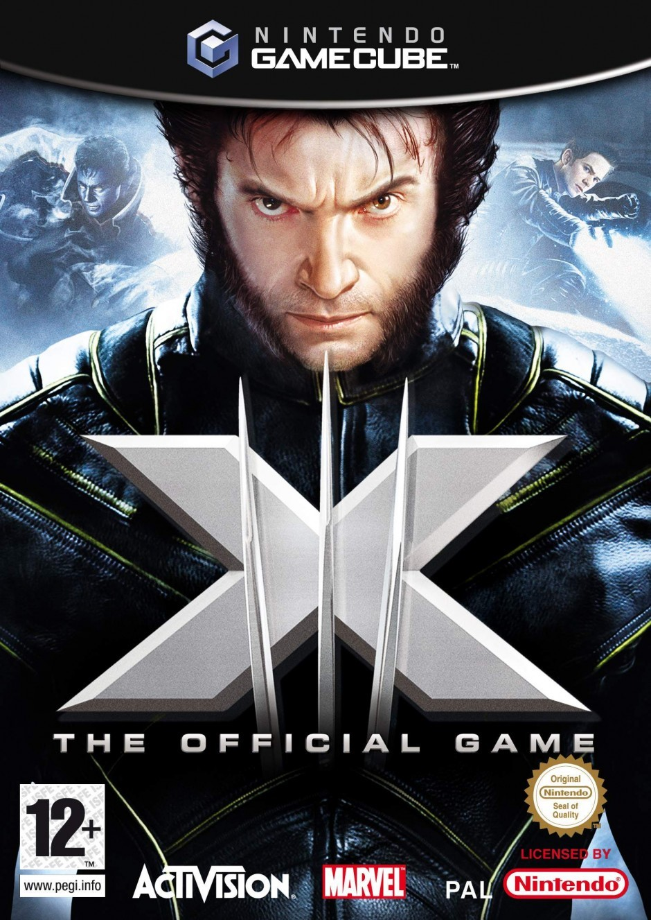 Rom juego X Men The Official Game