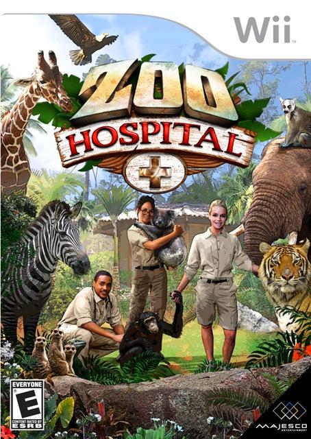 Rom juego Zoo Hospital