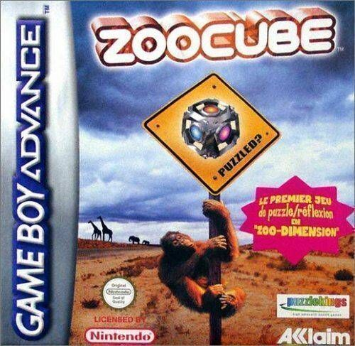 Rom juego ZooCube